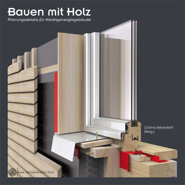 Cover of Bauen mit Holz