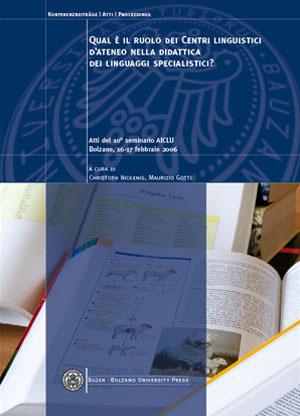 Cover of Qual è il ruolo dei centri linguistici d'ateneo