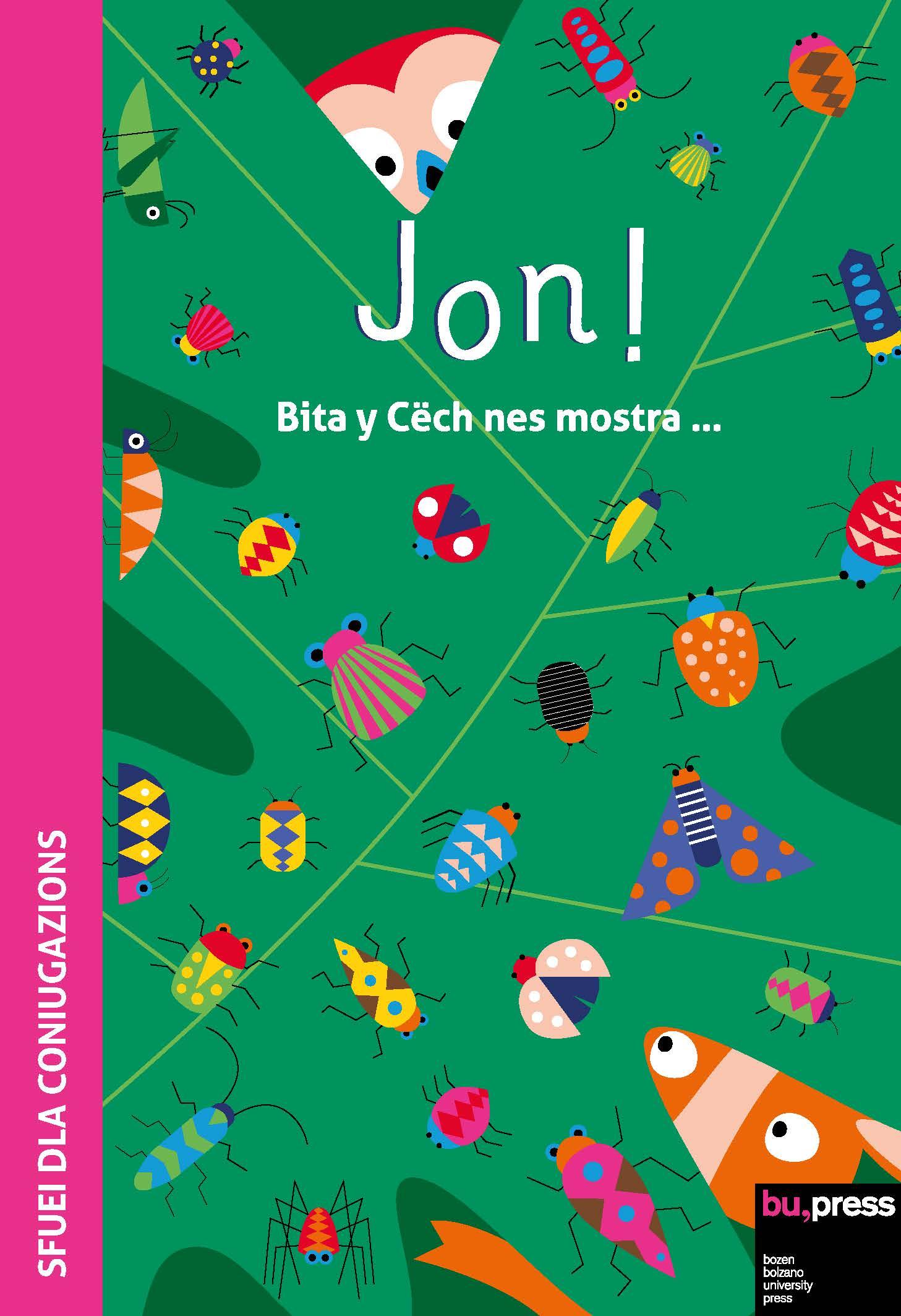 Cover of Jon! Sfuei dla coniugazions