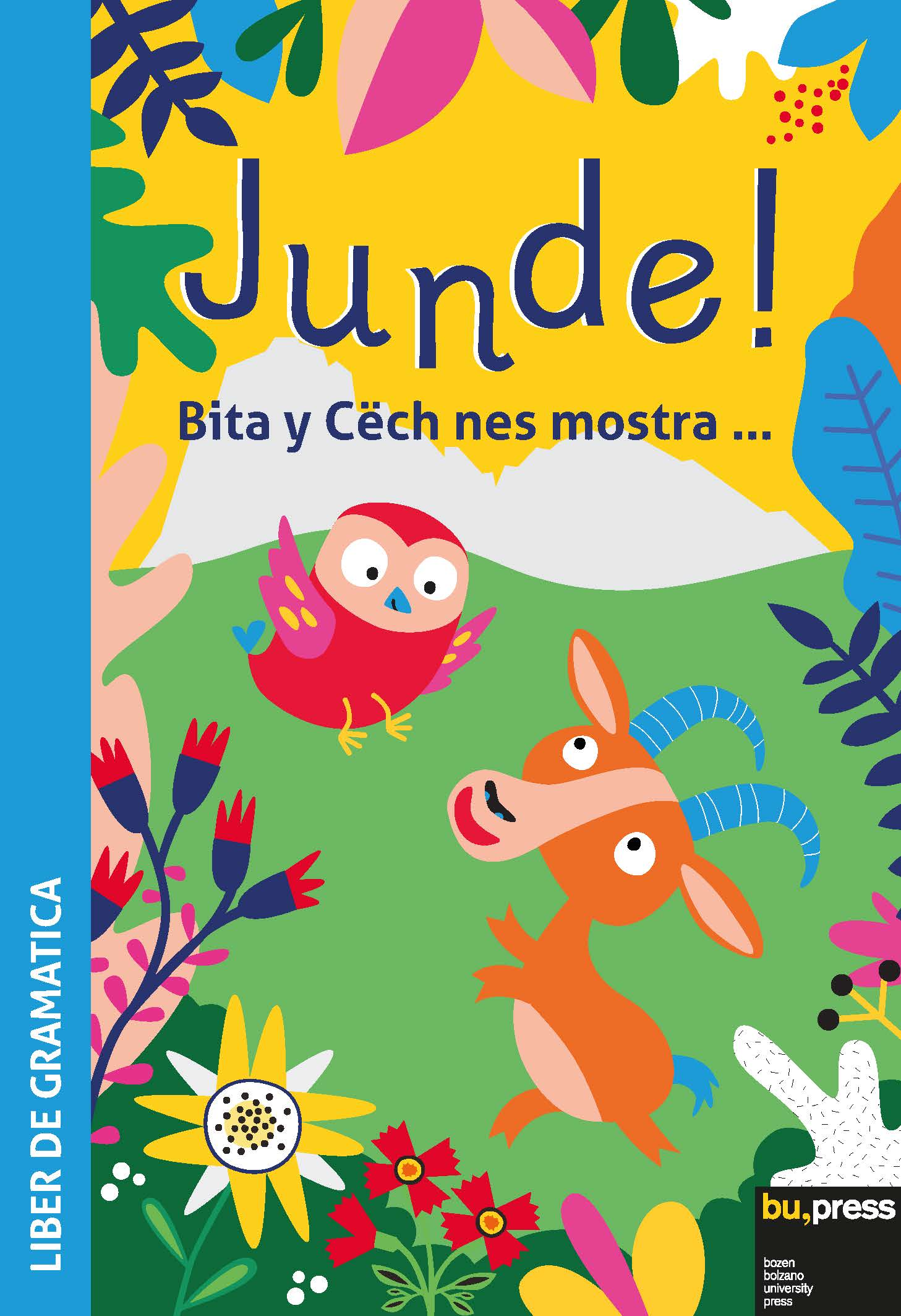 Cover of Junde! Liber de gramatica