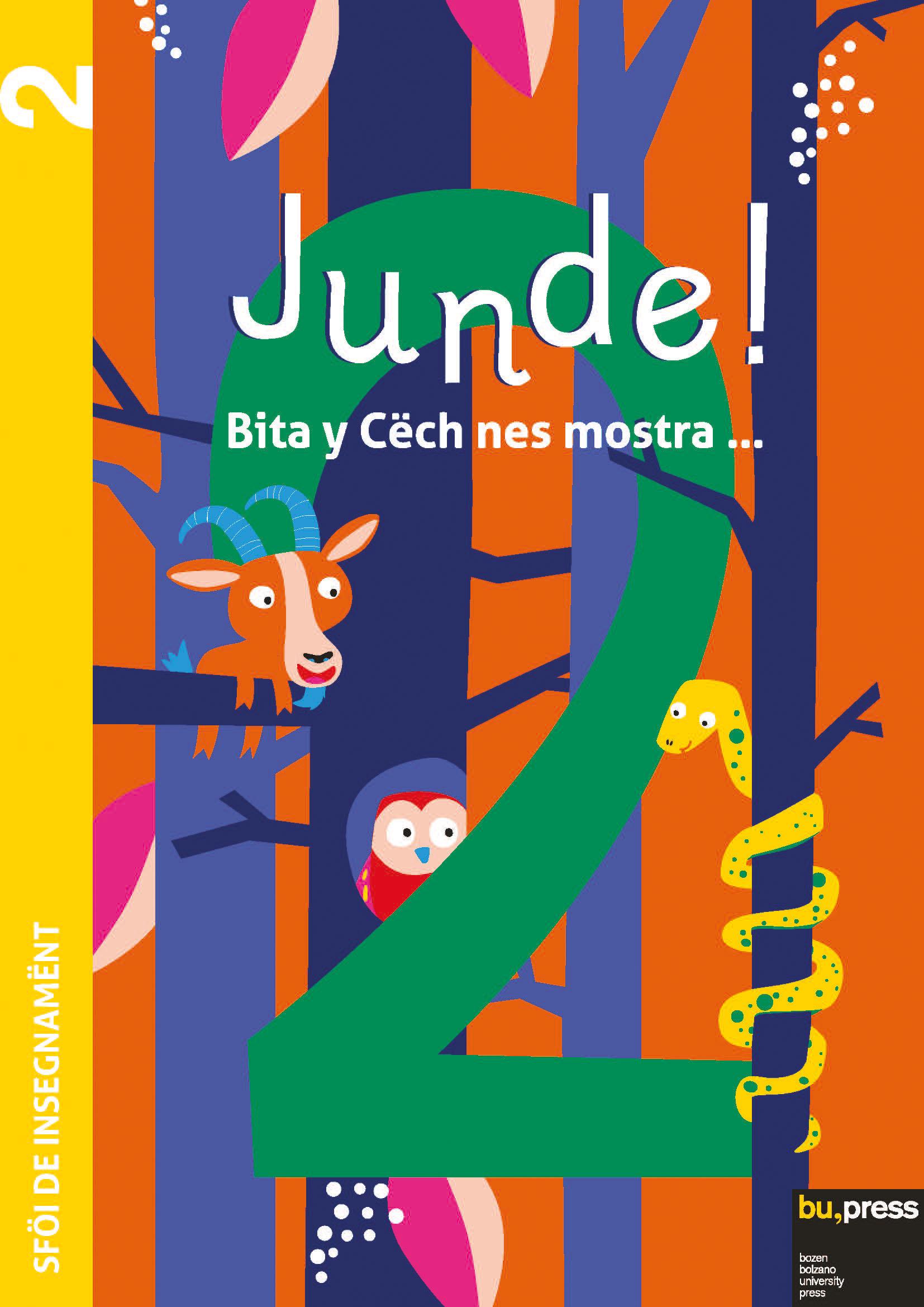 Cover of Junde! 2 – Sföi de insegnamënt