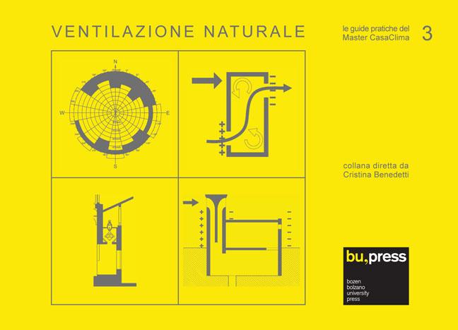 Cover of Ventilazione naturale