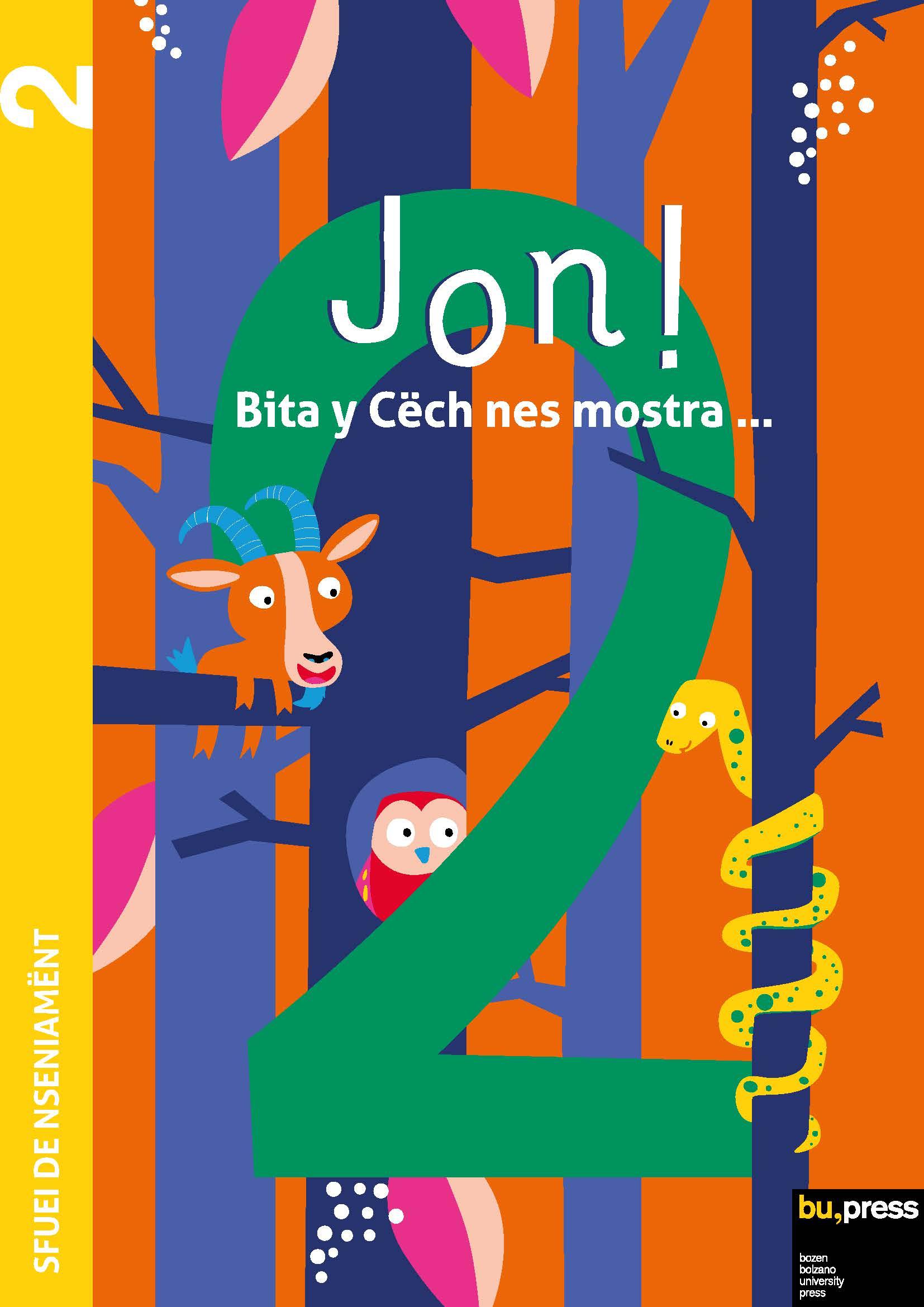 Cover of Jon! 2 – Sfuei de nseniamënt