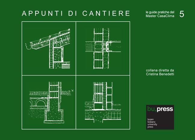 Cover of Appunti di cantiere