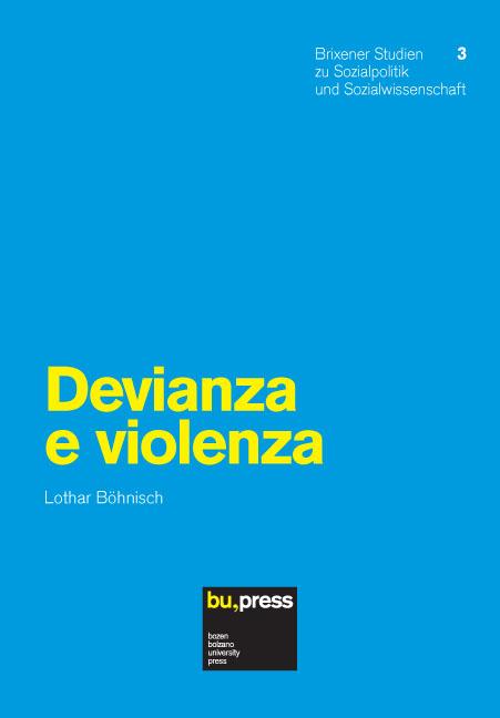 Cover of Devianza e violenza