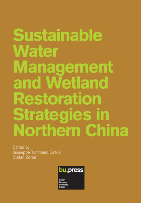 Cover of Sustainable Water Management and Wetland Restoration Strategies in Northern China