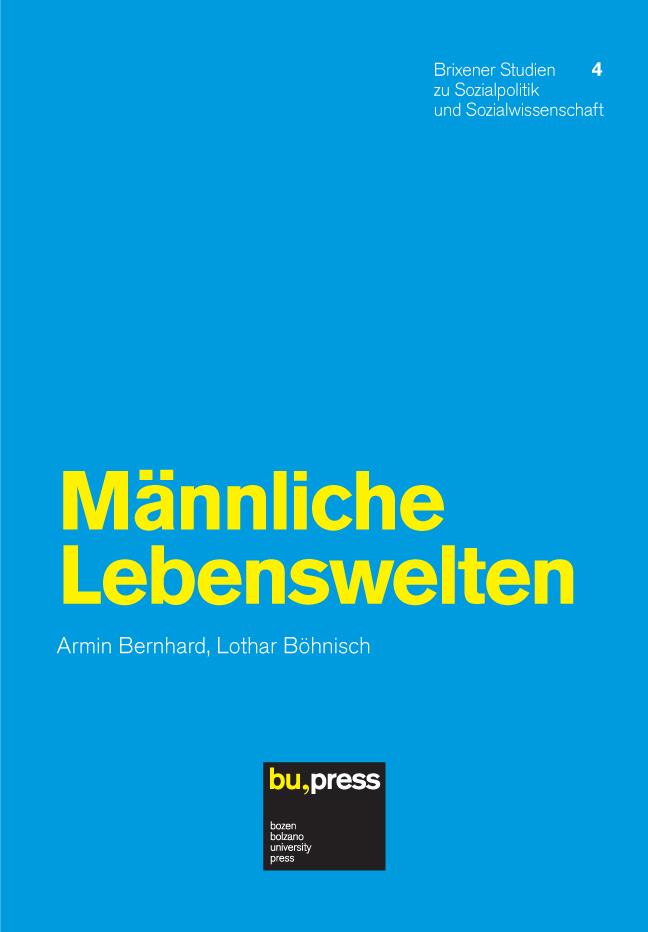 Cover of Männliche Lebenswelten