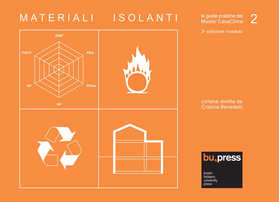 Cover of Materiali isolanti