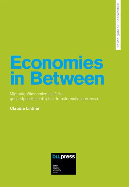Cover of Economies in Between